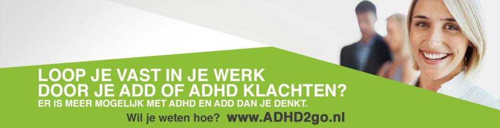 ADHD en Werk